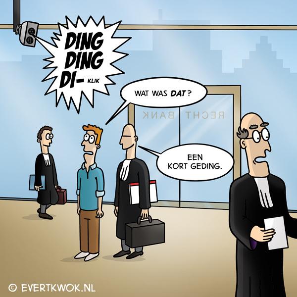 DING DING DI… Rechtspraak.nl nieuwe homepage